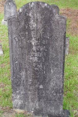Eliza <I>Coleman</I> Pritchard