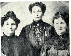 Mary Augusta <I>Petersen</I> Larsen