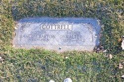 Amelia <I>Barton</I> Cottrell