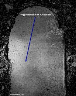 Peggy Henderson Alexander