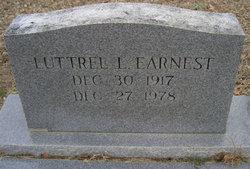 Luttrell <I>Lamar</I> Earnest