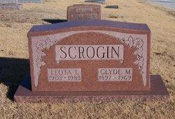 Clyde M Scrogin
