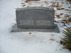 Elmer D. Anderson