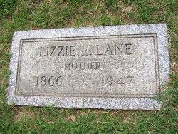 Elizabeth Ethel <I>Scott</I> Lane