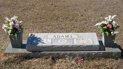 Bernice <I>Lewis</I> Adams