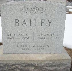 Amanda E <I>Miller</I> Bailey