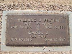 Willard J Felten