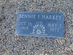 Bennie F. Harkey