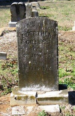 Dorethea Giessel