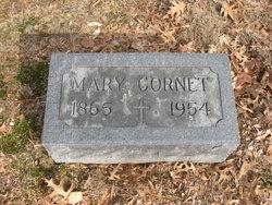 Mary Ann <I>Sprenger</I> Cornet