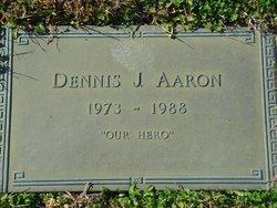 Dennis John Aaron
