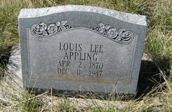 Louis Lee Appling