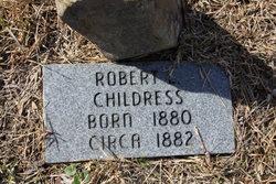 Robert Lee Childress