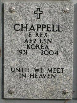 E. Rex Chappell