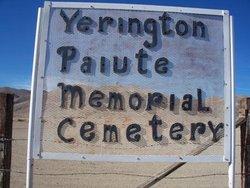 Yerington Paiute Memorial Cemetery