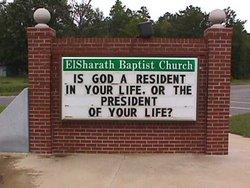 ElSharath Missionary Baptist Church Cemetery