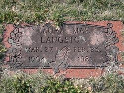 Laura Mae Langston