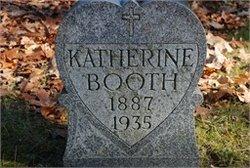 Katherine Mary <I>Brubaker</I> Booth