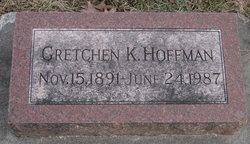 Gretchen Katherine <I>Moller</I> Hoffman