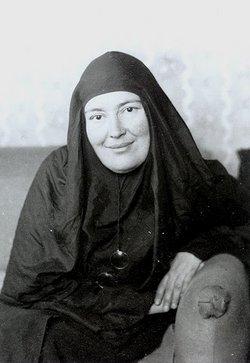 Saint Maria Mother Maria Elizaveta Yurievna <I>Pilenko</I> Skobtsova