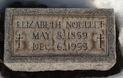 Elizabeth <I>Schehl</I> Noullett