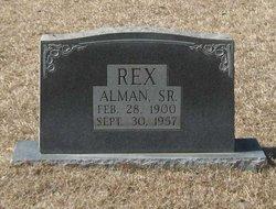 Rex Alman, Sr