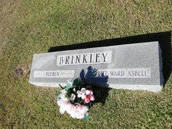 Harriet <I>Ward</I> Brinkley