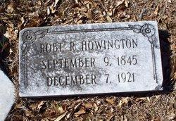 Robert R. Howington