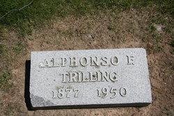 Alphonso Francis Trilling