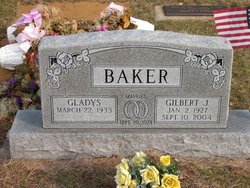 Gladys <I>Hale</I> Baker