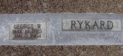 George W Rykard