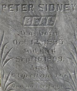 Peter Sidney Beal