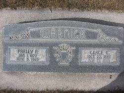 Parley Peter Warnick