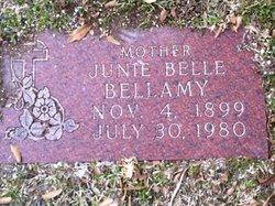Junie Belle <I>Ferguson</I> Bellamy
