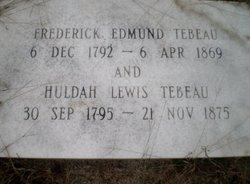 Huldah Lewis Tebeau