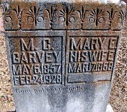 Mary Elizabeth <I>Jaggers</I> Garvey
