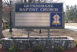 First Baptist Church of Gethsemane