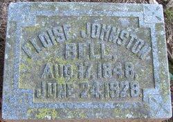 Eloise <I>Johnston</I> Bell