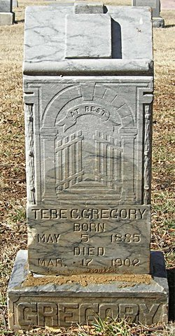 Tebe C. Gregory