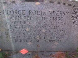 George Roddenberry