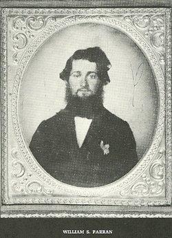 Dr William Sellman Parran