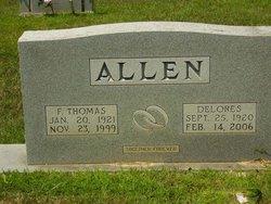 Annis Delores <I>Jackson</I> Allen