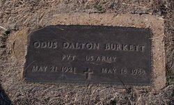 Odus Dalton Burkett