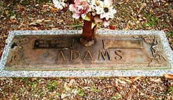 """William Lacy """"Lacy"""" Adams"""