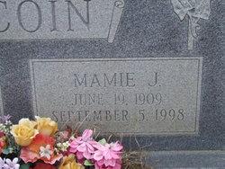 Mamie <I>JONES</I> Aucoin