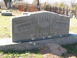 Laura Catherine <I>Burrows</I> Muckelroy