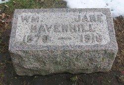 Jane H. <I>Lewis</I> Havenhill