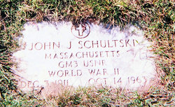 John J Schultski