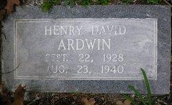 Henry David Ardwin