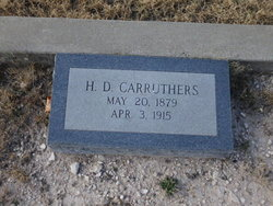 H D Carruthers